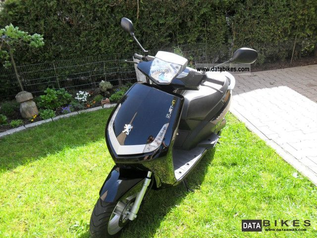 Peugeot  New Vivacity 50 2009 Scooter photo