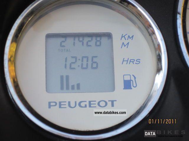 2006 Peugeot Elystar Fsi 150