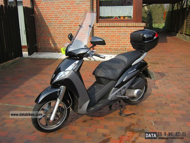 2007 Peugeot  Executive Geopolis 250 with ABS Motorcycle Scooter photo