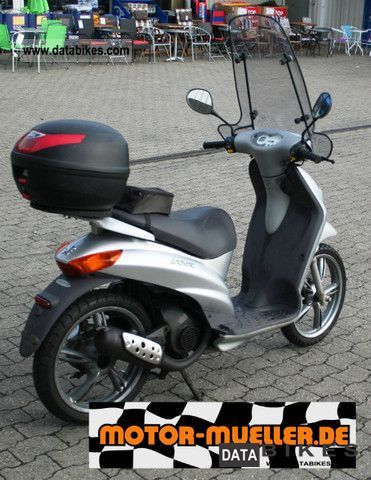 2002 peugeot moped scooter scooter looxor 50 25 km h. Black Bedroom Furniture Sets. Home Design Ideas