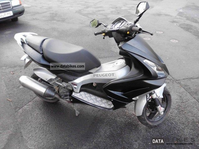 Peugeot  Jet Force 2002 Scooter photo