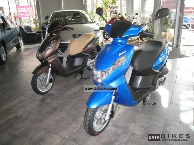 Peugeot  inny 2012 Scooter photo