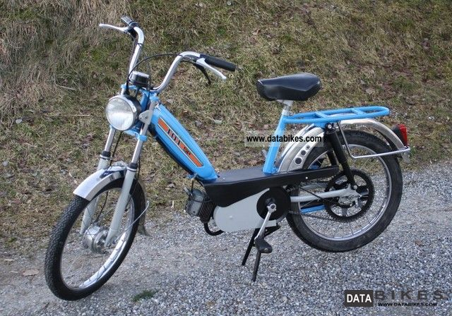 1982 Peugeot  101SP-D Motorcycle Motor-assisted Bicycle/Small Moped photo