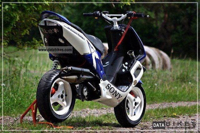 2007 Peugeot  iron x Motorcycle Motor-assisted Bicycle/Small Moped photo