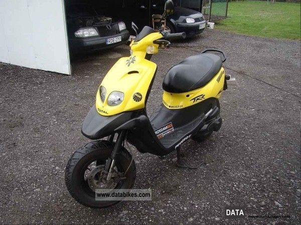 2002 Peugeot  TRAKKER Trekker Off Road SPRZEDAMGO Motorcycle Scooter photo
