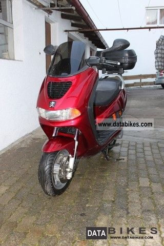 1999 Peugeot  G2A Motorcycle Scooter photo