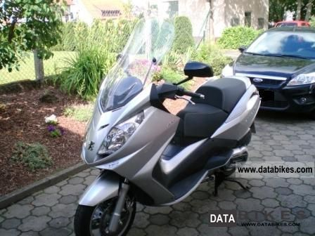 Peugeot  Satelis 2008 Scooter photo