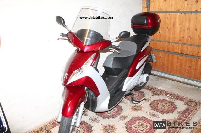 2007 Peugeot  Geopolis Motorcycle Scooter photo