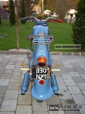 1949 Peugeot  176TC4 Motorcycle Motorcycle photo