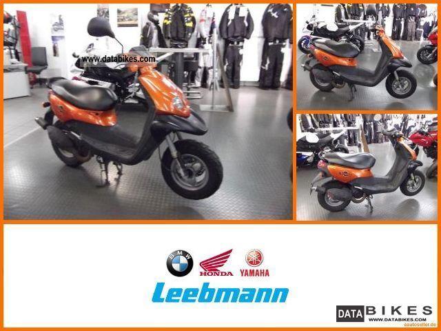 1999 Peugeot  Trekker Motorcycle Motorcycle photo