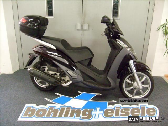 Peugeot  Geopolis 400 2008 Scooter photo