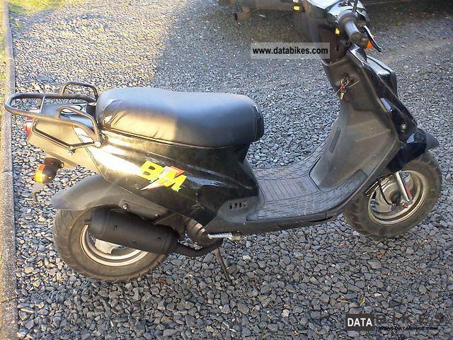 1995 PGO  Bigmax Motorcycle Scooter photo