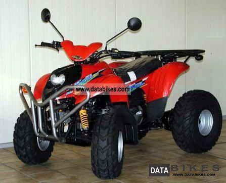 2008 PGO  X-Rider 150 Motorcycle Quad photo