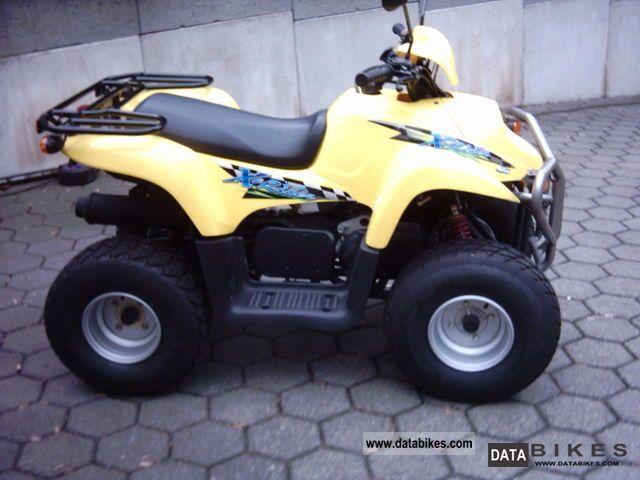 2012 PGO  X-Rider unused 50 (No Pocket o.Kinderquad) Motorcycle Quad photo