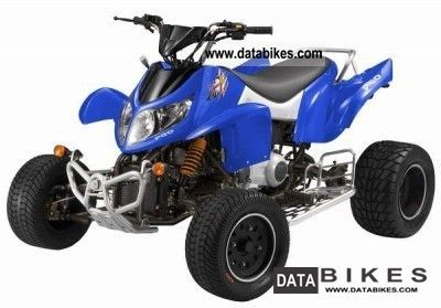 2011 PGO  300 Super Flat Motorcycle Quad photo