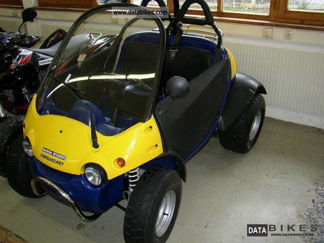 2003 PGO  Funquad Motorcycle Quad photo