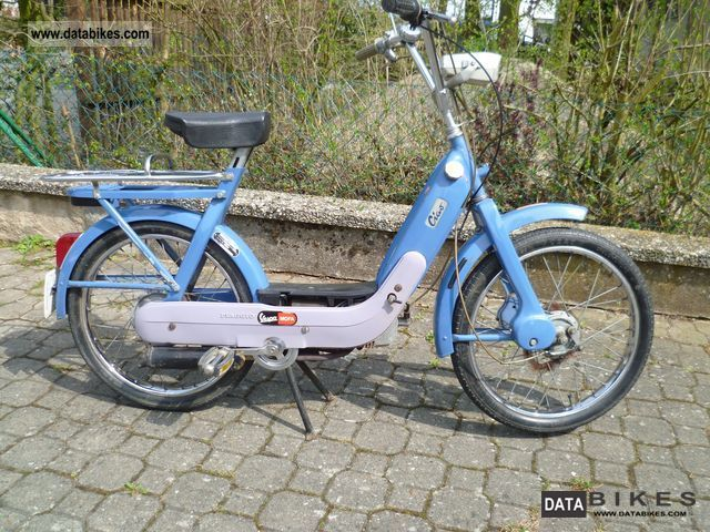 Piaggio  Vespa Ciao moped L 1972 Vintage, Classic and Old Bikes photo