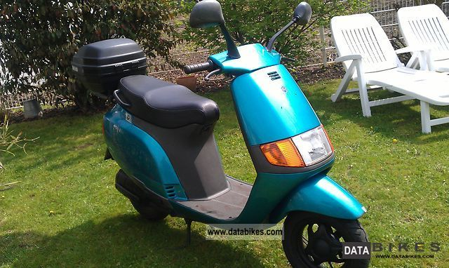 1995 Piaggio  Sfera NSL 80 \ Motorcycle Scooter photo