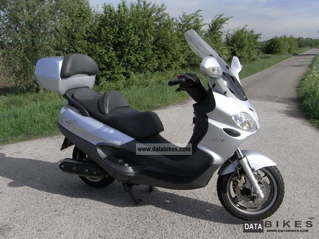 2006 Piaggio  X9 500 1 Hand Tüv new Motorcycle Scooter photo