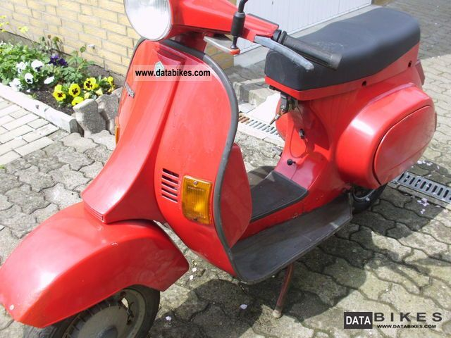 1987 piaggio vespa px 50 automatic. Black Bedroom Furniture Sets. Home Design Ideas