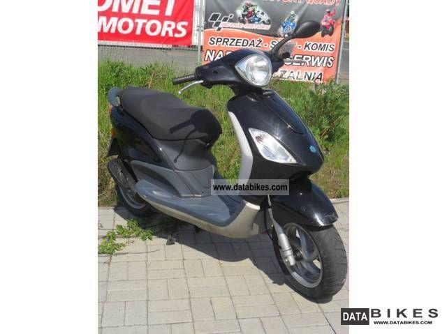 2007 Piaggio  FLY-2T Wloska MYSL Techniczna RATY Motorcycle Other photo