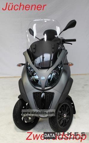 2011 Piaggio  MP3 500 LT Sport 2012 Motorcycle Motorcycle photo