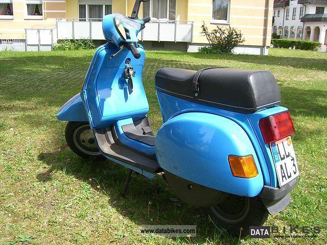Piaggio  Vespa Corsa 1992 Scooter photo