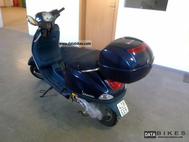 Piaggio  VESPA 50 LX 2006 Scooter photo