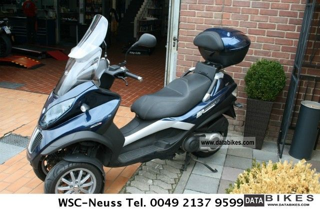 2009 piaggio mp3 400 lt financing and trade possible. Black Bedroom Furniture Sets. Home Design Ideas