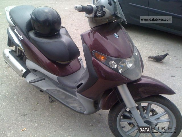 2007 Piaggio  beverly 200 affare Motorcycle Scooter photo
