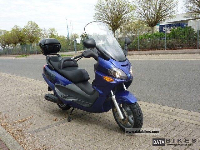 Piaggio  x9 2001 Scooter photo