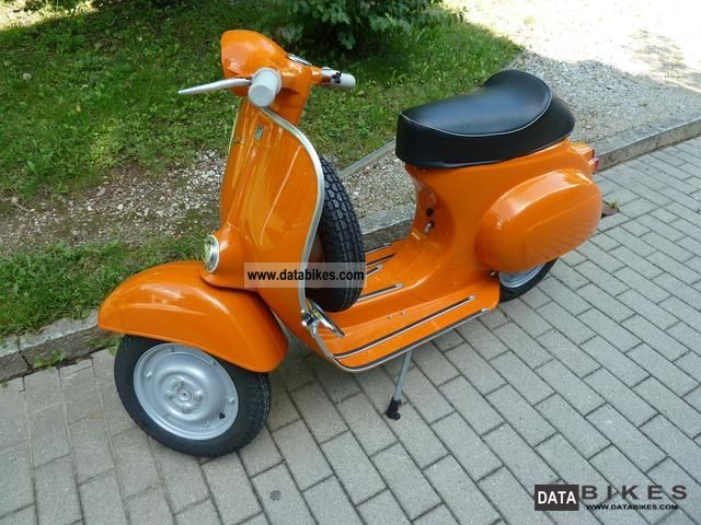 Piaggio  Vespa V 50 S 1967 1967 Vintage, Classic and Old Bikes photo