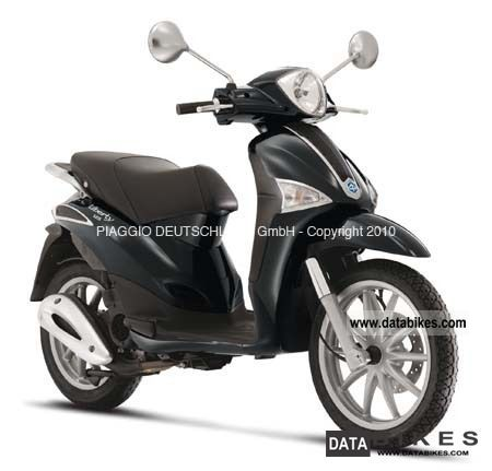 Piaggio  Motorcycles on 2011 Piaggio Liberty 50 Motorcycle Scooter Photo