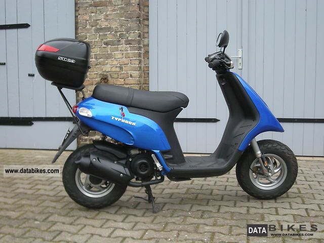 2006 Piaggio  Typhoon Motorcycle Scooter photo