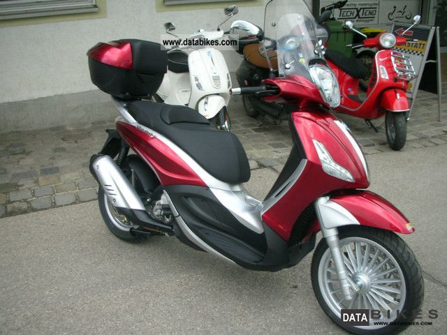 2011 Piaggio  BEVERLY 300 i.e. Motorcycle Scooter photo