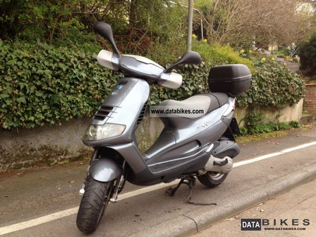 Piaggio  Skipper 125 LX 12KW 12.200km 1998 Scooter photo