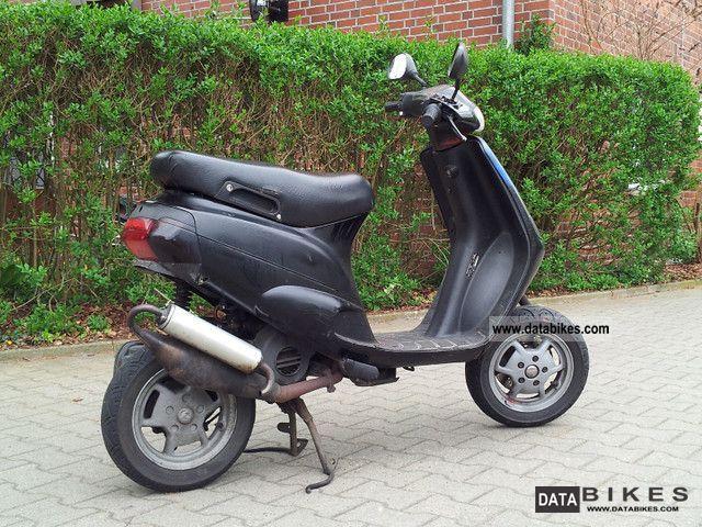 1996 piaggio zip fast rider single hobbyist to. Black Bedroom Furniture Sets. Home Design Ideas
