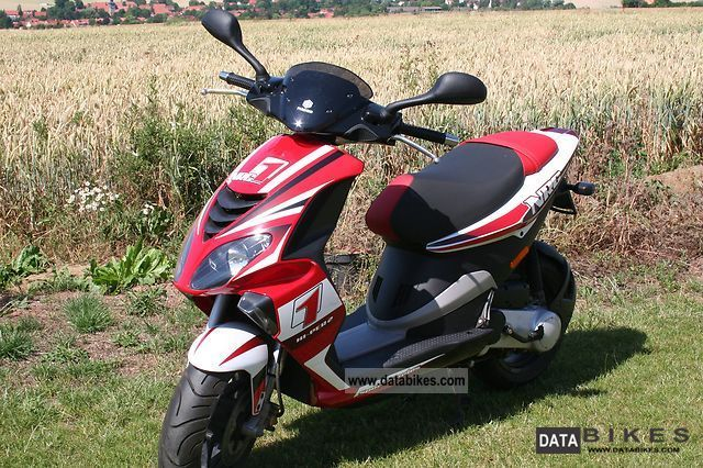 2007 Piaggio  NRG Motorcycle Scooter photo