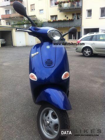 Piaggio  ET2 2001 Scooter photo