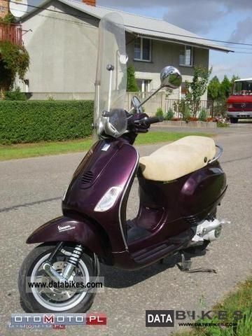 Piaggio  Vespa GRAN TURISMO 125 L 2006 Other photo