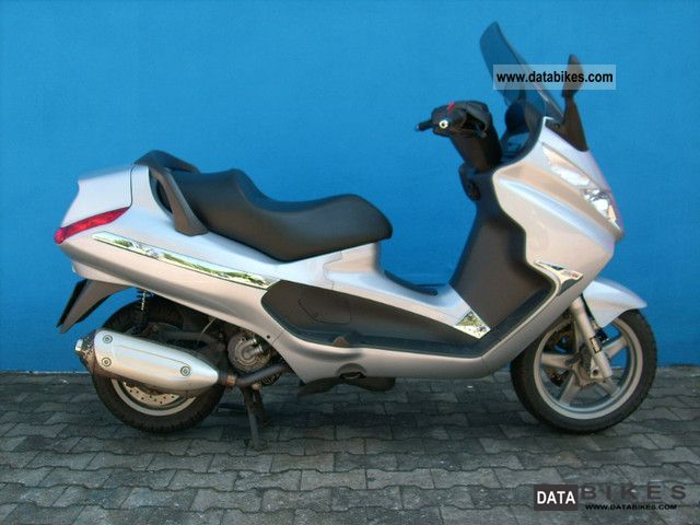 2007 Piaggio  X8 250ie Motorcycle Scooter photo