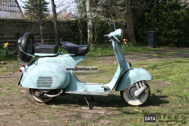 Piaggio  Vespa VNB1T 1959 Vintage, Classic and Old Bikes photo