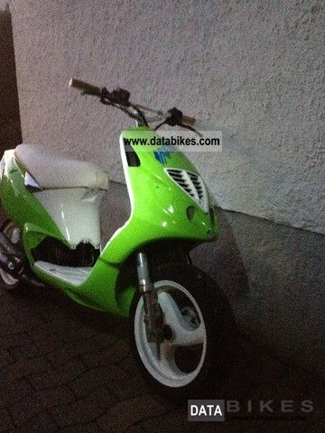 2001 Piaggio  NRG Motorcycle Scooter photo