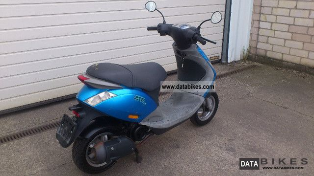 2001 Piaggio Zip 125 Checkbook Price Negotiable