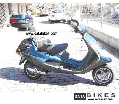 Piaggio  Vendo Scooter Hexagon 125 1999 Scooter photo
