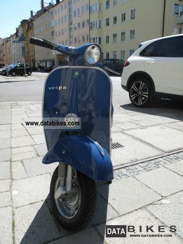 Piaggio  V 50 round light 1974 Vintage, Classic and Old Bikes photo