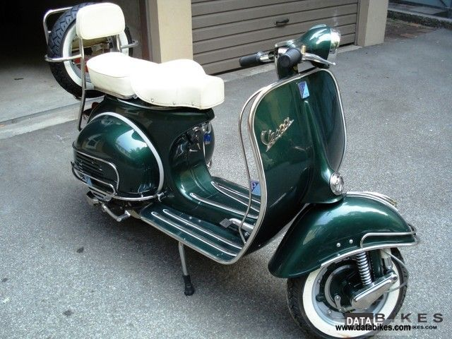 Piaggio  125 super 1960 Vintage, Classic and Old Bikes photo