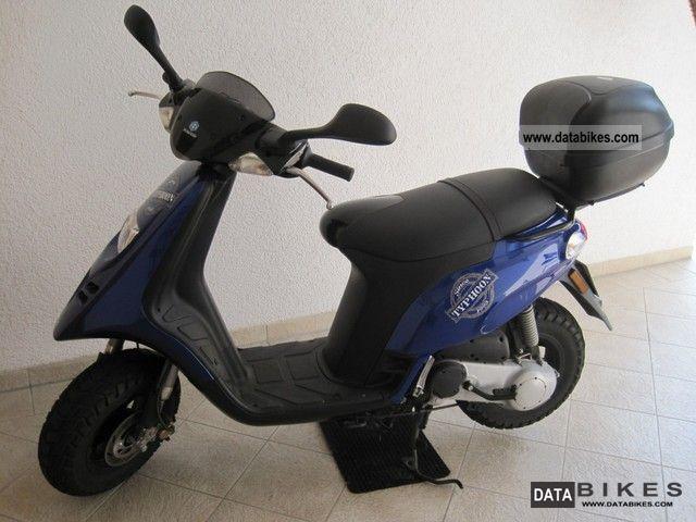 Piaggio  TPH50 2008 Scooter photo
