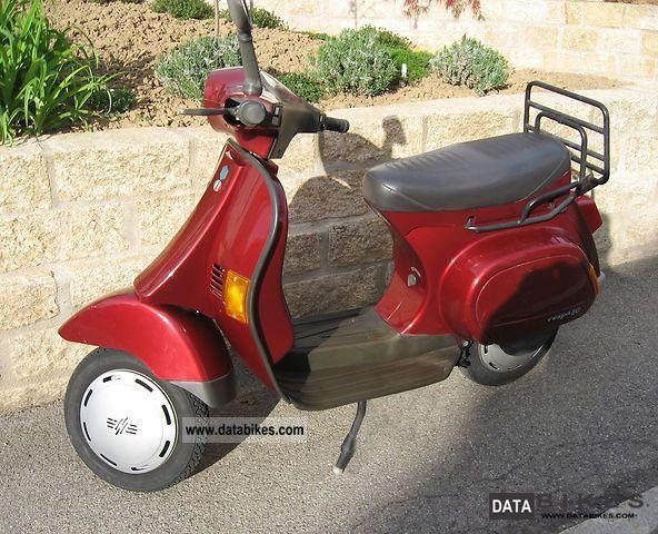Piaggio  PK50 XL 1991 Scooter photo