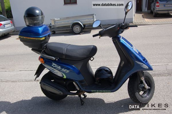1997 Piaggio  Typhoon 125 Motorcycle Scooter photo